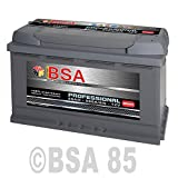 BSA Autobatterie 85 Ah - 2
