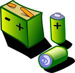 Autobatterie kaufen - Polanordnung
