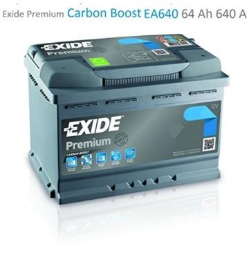 Exide Premium Carbon Boost 64 Ah -