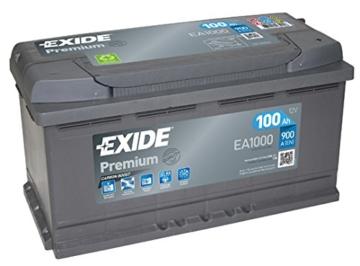 Exide Premium Superior Power 100Ah - 1