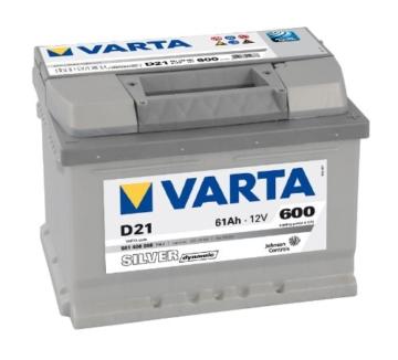 VARTA 5614000603162 Starterbatterie 61 Ah -