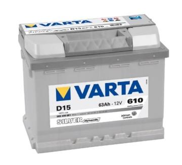 VARTA 5634000613162 Starterbatterie 63 Ah -