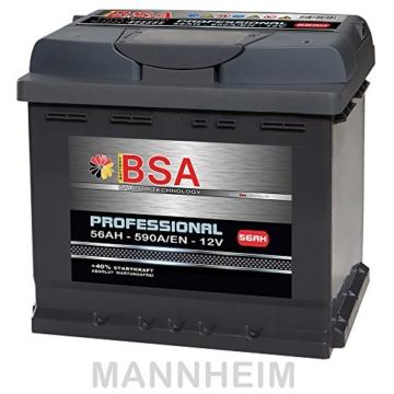 BSA Autobatterie 56 Ah -