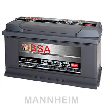BSA Autobatterie 90 Ah -