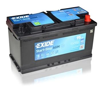Exide AGM EK950 95 Ah -