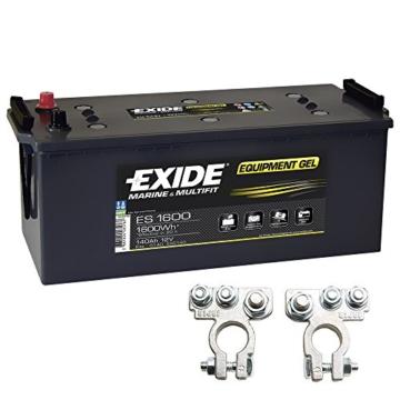 Exide Equipment Gel 140 Ah -