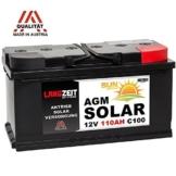 AGM Batterie Langzeit