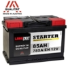 LANGZEIT Autobatterie 85 Ah