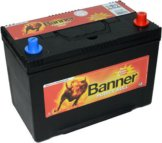 Banner POWER BULL 12V 95Ah 740A/EN P9504 Autobatterie Batterie ASIA