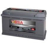 BSA Autobatterie 105Ah 12V extrem Leistungsstark 930A/EN ersetzt 100Ah 100 Ah