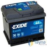 EB442 Exide Excell Autobatterie 063SE