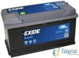 EB950 Exide Excell Autobatterie 017SE