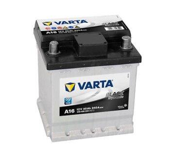 VARTA Black Dynamic Autobatterie A16 40Ah Starterbatterie 540406034 *NEU*