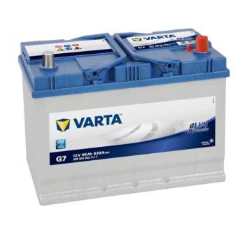 VARTA BLUE dynamic 595 404 083 3132 G7 12Volt 95Ah Starterbatterie